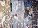 корейская ткань для реставрации диванов
